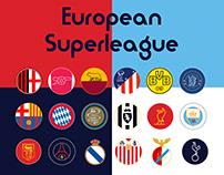European Superleague | Illustrations