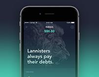 Debt Tracker App