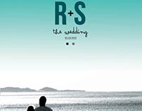 R + S : The Wedding