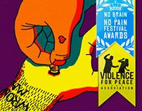 VIOLENCE series p4 & p3
