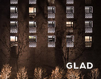 Glad Hotel Website