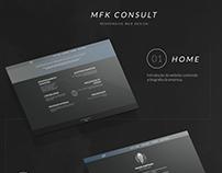 MFK Consult - Responsive Web Design