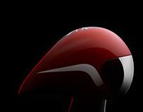 Crux Product Design Team GB Cycling Helmets