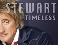Rod Stewart - Timeless (Ilustration)