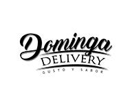 Dominga Delivery, Refresh de marca, carta menu e imagen