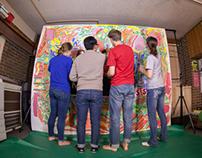 Artist Mural - Now Hiring!