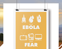 Posters Against Ebola