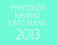 Promoción Fiestas 2013