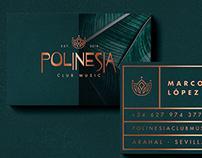 Polinesia branding
