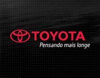 Toyota -  Pensando mais longe