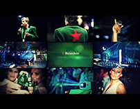The Heineken Draught Experience