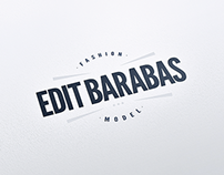 Edit Barabas Logo