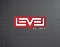 LEVEL Studio Brandmark
