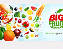 BIG FRUIT COMPANY - Identity