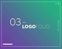LOGOFOLIO №.3 - 2017 by Hopo
