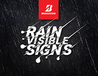 Rain Visible Signs | Bridgestone