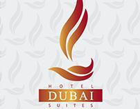 Diseño Gráfico Hotel Dubai Suites (2014)