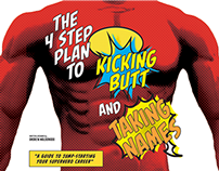 The Four Step Plan to Kicking Butt and Taking Names