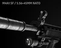 M4A1/SF/Carbine