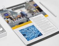 Pegasus Legal: flyer design