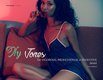 Introducing Miss Jones (for FMD First Look)