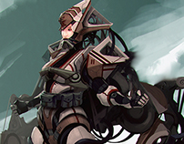 Power Armor #1