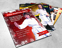 Martial Arts Print Templates