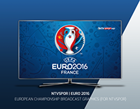 EURO 2016 | EUROPEAN CHAMPIONSHIP BROADCAST GRAPHIPS