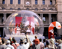 LifeStyle Snowglobe Activation