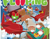 Flooping, Board Game