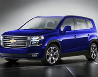 New Chevrolet Orlando