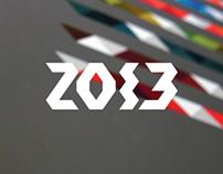 Interactive Calendar 2013