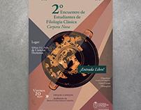 Afiche - Filología Clásica