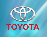 Você movendo a Toyota