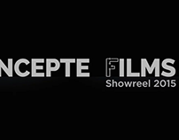 Koncepte Films Showreel 2015