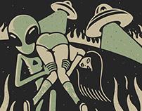Skulls & Aliens