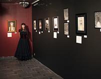 Between life & fairytale -exhibition