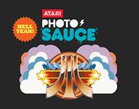 Atari Photo Sauce