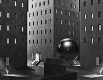 A homage to Metropolis (1927 film)