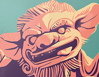 The Foo Dog - Poster