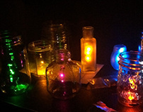 The Lost Light: Set & Electronics Design