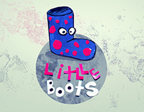 Prototype of Game Little Boots