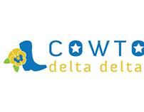 Cowtown TriDelta Branding