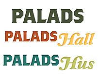 Palads Hus Branding