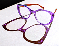 Infinit eyewear / frames collection 2011 product shot