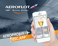 Aeroflot / Aerophobia ESC.APP