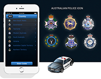 AUpolicescanner+radio - News App for iPhone and iPad