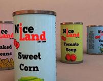 Supermarket Tins