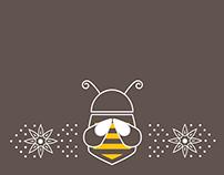 Greek Honey Labels