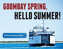 Goombay Spring, Hello Summer!